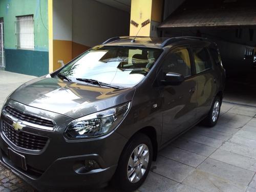 Chevrolet Spin Ltz 5 Asientos M/t 2013