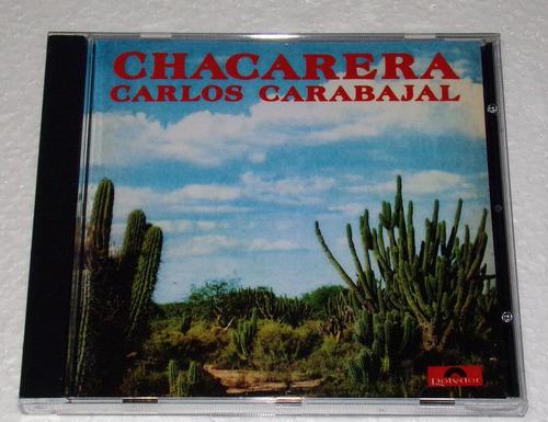 Carlos Carabajal Chacarera Cd Bajado De Lp Kktus