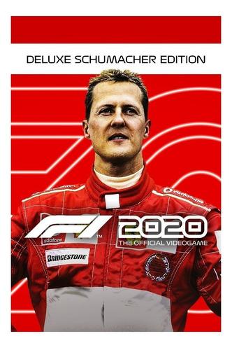 F1 2020 Deluxe Schumacher Edition Digital Pc Codemasters