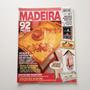 Revista Arte Fácil Especial Madeira Bandeja Banco Bb322