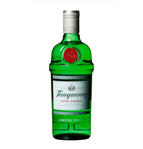 Gin Tanqueray Export Strength London Dry 750ml