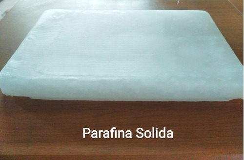 Parafina Solida Al Mayor Y Detal