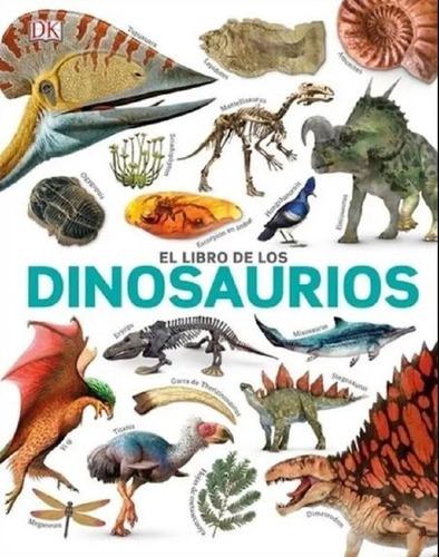 Libro Enciclopedia De Dinosaurios A Todo Color Tapa Dura Dk