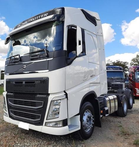 Volvo Fh 460 6x2 Globetrotter I Shift Branco 2019 / 2020 ***