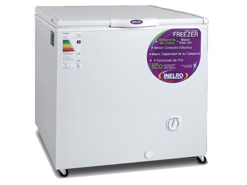 Freezer Pozo Inelro Fih-270 252lts.