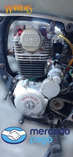 Motor Cbx Strada 200cc