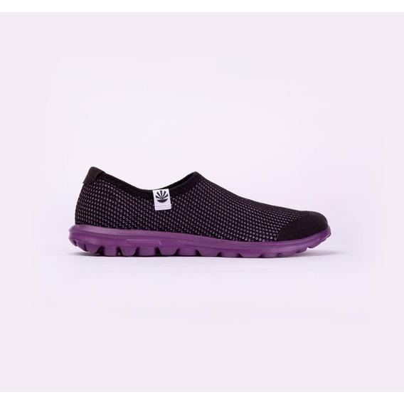 Zapatillas Dama Kioshi Sempai Negra