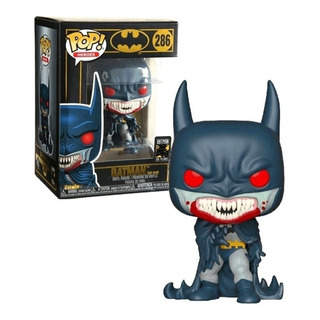 Figura Funko Pop Heroes Batman 80th - Red Rain Batman 286.