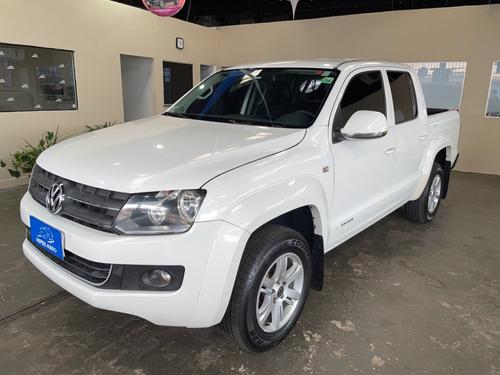 Volkswagen Amarok Trendline 2.0 Branco 2013