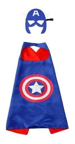 Capa Super Heróis - Infantil - Ange