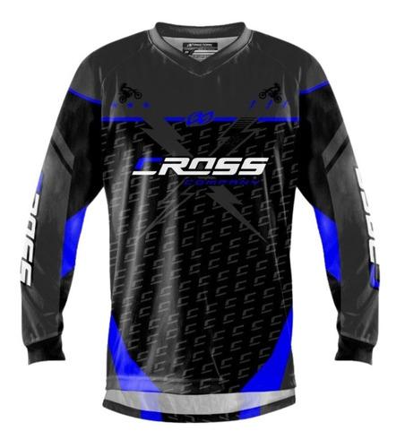 Camisa Blusa Motocross Trilha Bike Pro Tork Cross Company