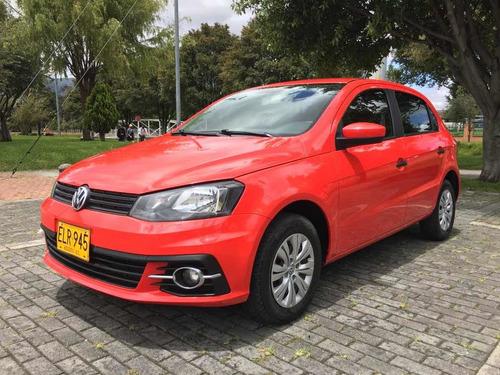 Volkswagen Gol 2019 1.6 Trendline