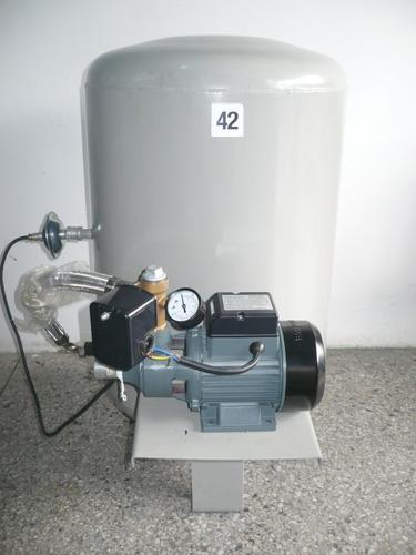 Hidroneumatico 42 Gln Con Bomba Periférica Shimge   0.5hp