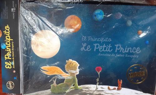 Principito En Francés Y Español Le Petit Prince Original