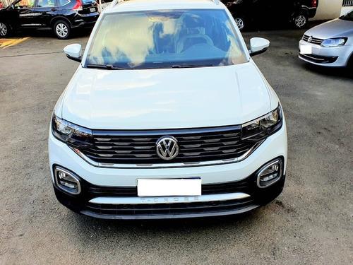 Volkswagen T-cross 1.4 250 Tsi Total Flex Highline 2020