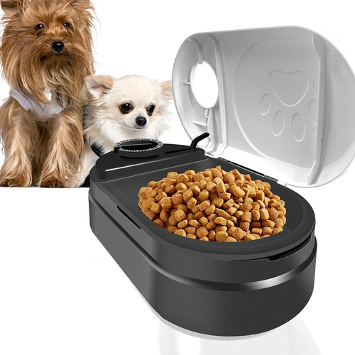 Alimentador Automático Para Gatos, Con - kg a $437