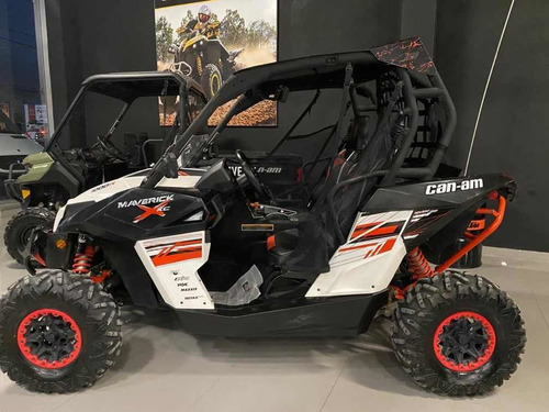 Can-am Maverick 1000r Año 2016 Con 4000 Km Impecable.