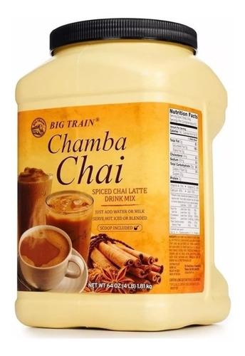 Te Chamba Chai En Polvo X 1.81kg - g a $48