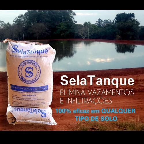 Selatanque - Geocomposto Impermeabilizante De Solos