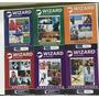 Livros Wizard W2 W4 W6 W8 W10 W12 Wizard Francês Espanh