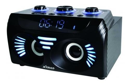 Caixa De Som Buetooth Extra Bass 65w Fm Cartao-xtrad Xdg-40