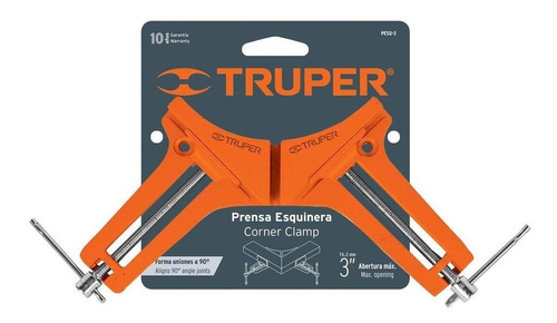Prensa Esquinera 3  Truper