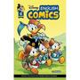 English Comics Ed. 1 Livro Cartonado