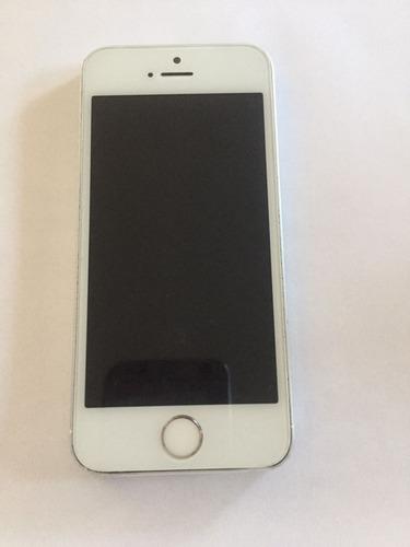 iPhone 5 Se - Prata, 16g, Fonte E Cabo Usb Originais