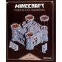 Livro Minecraft Fortaleza Medieval :construções Detalhadas