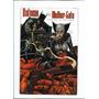 Batman Mulher Gato Rastro De Pólvora 1 De 2 Dc Comics Revist