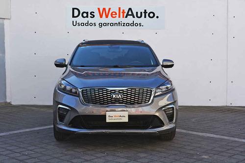 Kia Sorento 2019 5 Pts. Sxl, V6, Ta 8vel, A/ac, Piel, F. Le