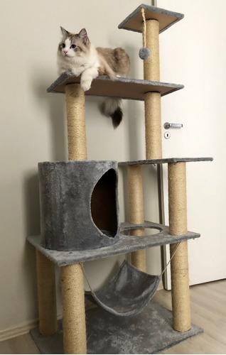 Arranhador Gato Gigante Harem Retirar