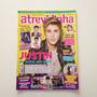 Revista Atrevidinha 137 Justin Bieber Taylor Swift
