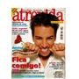 Revista Atrevida Junior Rodrigo Santoro Com Poster (7756)