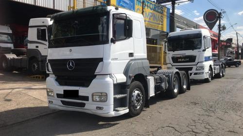 M Benz Axor 2535 6x2 2010/10