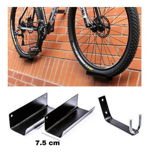 Kit Soporte De Pared Para Colgar Bicicleta