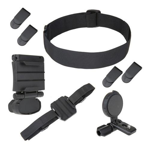 Kit Montura Cabeza Para Sony Action Cam