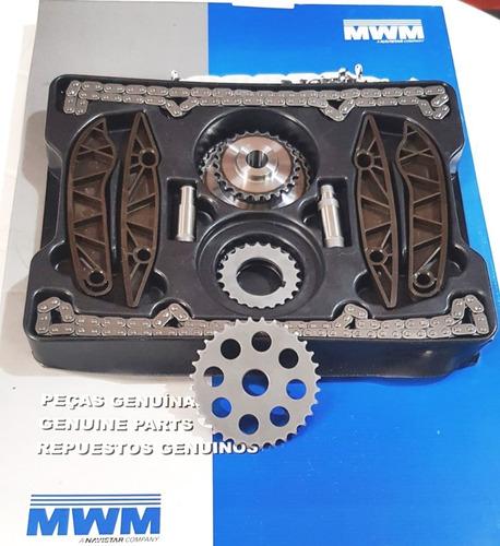 Aa Kit De Distribucion Cadena Ford Ranger 3.0 Con Engranajes