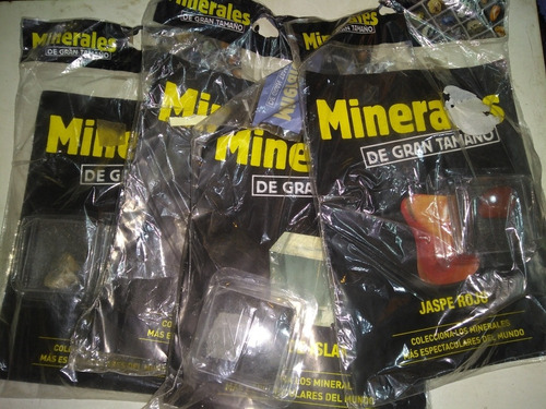 Coleccion Minerales De Gran Tamaño.