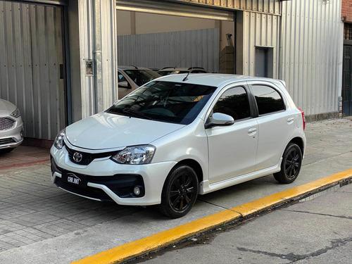 Toyota Etios 1.5 Xls 5ptas Mt /// 2018 - 41.000km