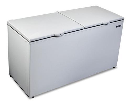 Freezer Horizontal Metalfrio Da550 Branco 546l 127v
