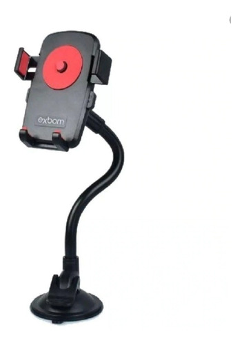 Suporte Veicular Gps Carro Smartphone iPhone Universal Flex