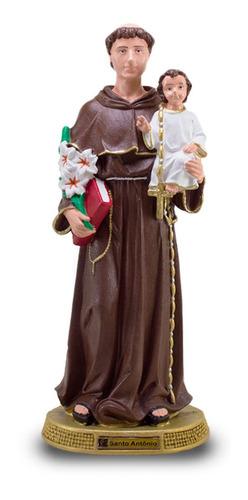 Imagem De Santo Antonio 42cm Inquebrável