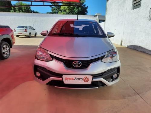 Toyota Etios Platinum 1.5 (aut) (flex)