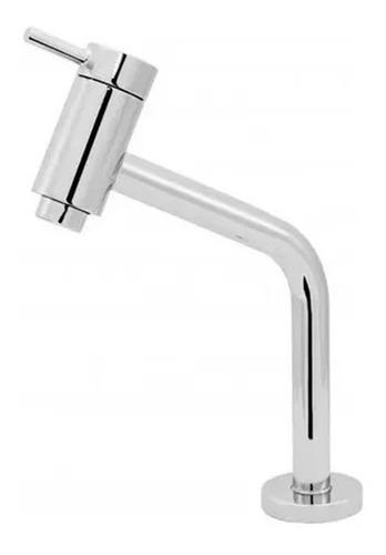 Torneira Lavatório Banheiro Mesa Bica Móvel Luxo Metal 1/4v