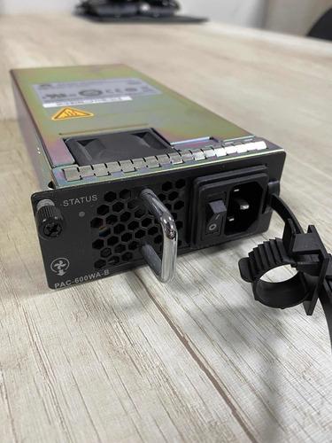 Fonte Ac Switch Huawei 6720/5720 Pac-600wa-b