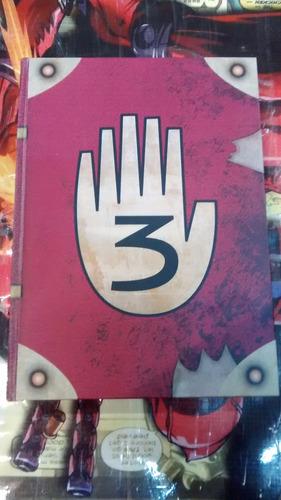 Libro 3 Gravity Falls Dipper