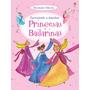 Livro Infantil Princesas E Bailarinas: Aprendendo A Desenh
