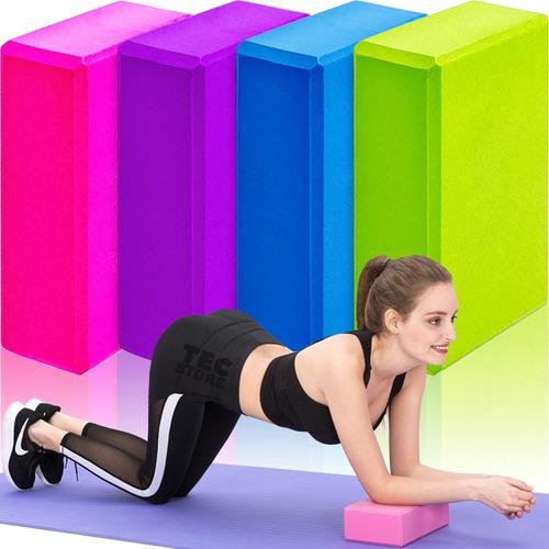 2 Bloco Eva Yoga Studio Pilates Rpg Exercicios Fisioterapia