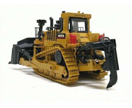 Miniatura Trator De Esteira Cat Caterpillar D10 1:50 - Metal